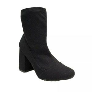 GC Shoes Andie Heeled Ankle Boots, Women's Size 7.